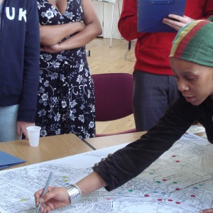 Hackney Wick Community Map