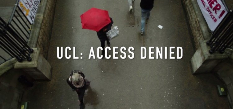 UCL: Access Denied