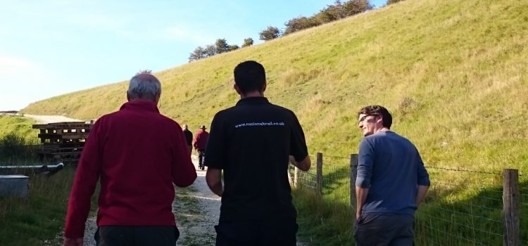 Access the National Trails: Still Walking