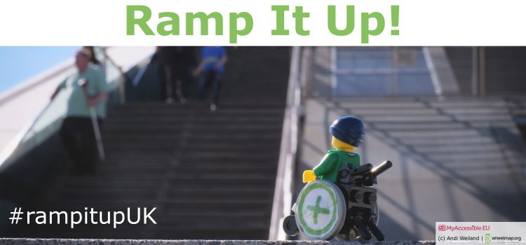 'Ramp It Up!' Contest Promotes Accessibility in the UK