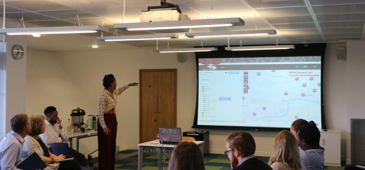 Stakeholder Workshop for  Collaborative Community Engagement Platform.