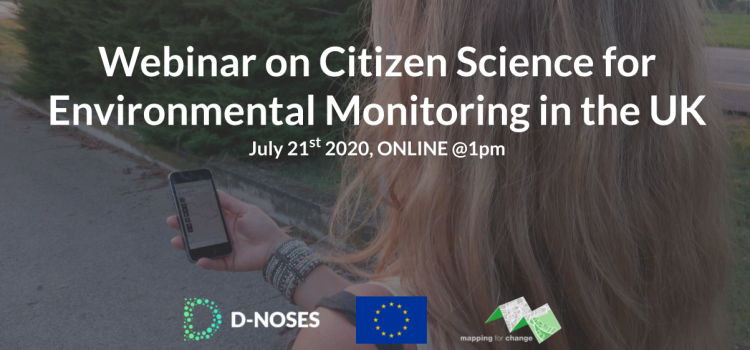 Webinar – Incorporating Citizen Science into Environmental Monitoring